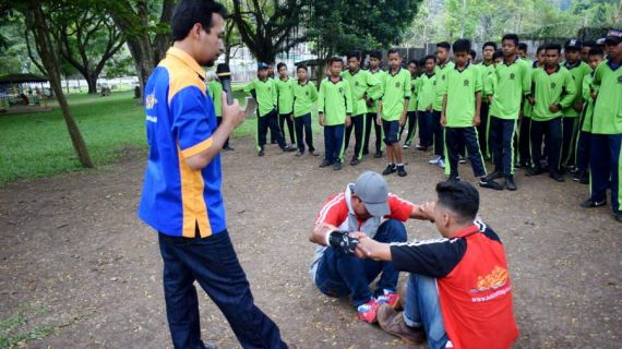 Outbound Anak Di Batu Malang