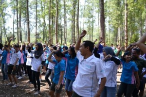 outbound di malang 1