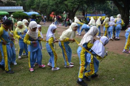 Melatih Anak Aktif dan Kreatif bersama Outbound di Malang