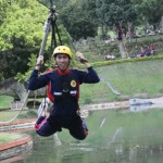 Outbound di Malang Batu