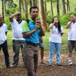 OUTBOUND PT. DARYA VARIA Di COBAN RONDHO