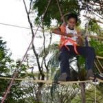 Bermain dan Belajar – Outbound di daerah Malang