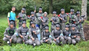 paint ball di malang