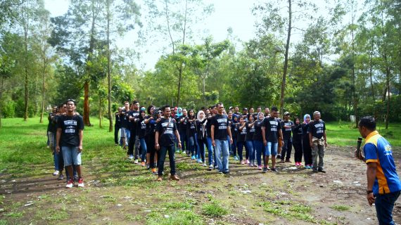 Malang outbound adventure