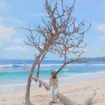 Pesona Pantai Sendiki yang memanjakan mata