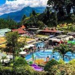 Taman Rekreasi Selecta menjadi destinasi alam yang menarik