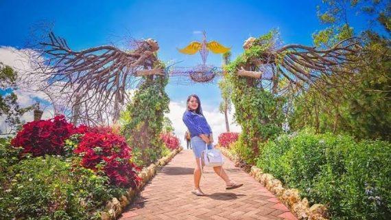 Keseruan Bermain Paralayang Di Outbound Malang