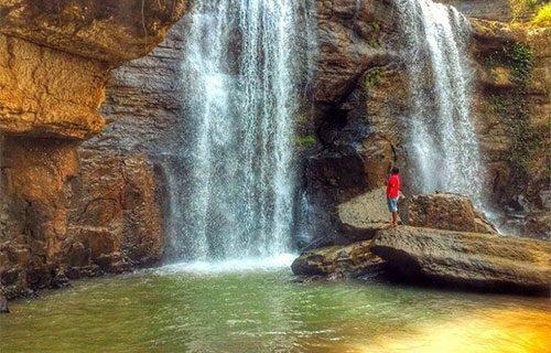 Wana Wisata Air Terjun Untuk Outbound di Malang