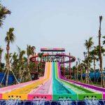 Wisata Lengkap dan Nyaman di Hawai Water Park Malang