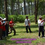 Jasa outbound Malang