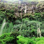 Wisata alam Air Terjun Sumber 7 Malang