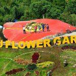 Wisata Outbound di Air Terjun Coban Rais Malang